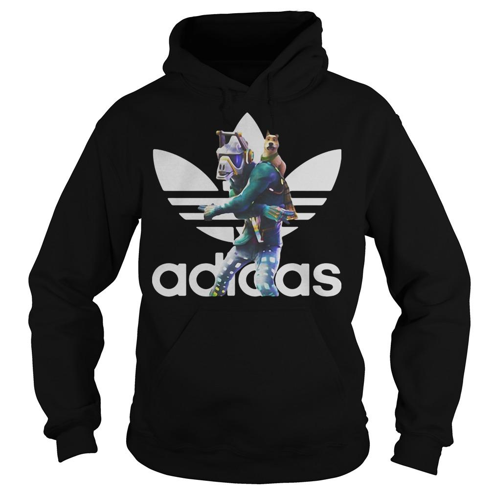 Dancer Adidas Battle Pass Fortnite hoodie
