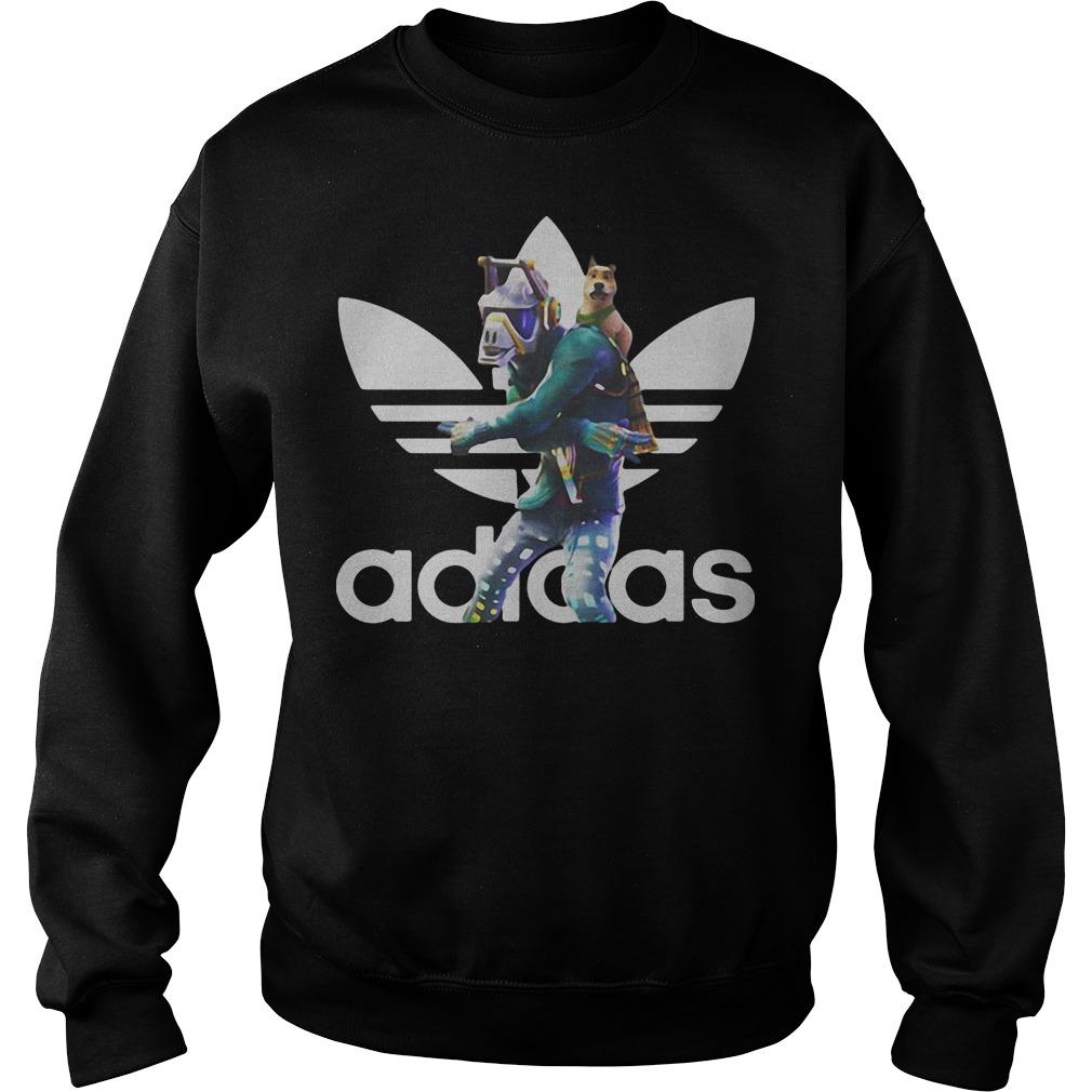 Dancer Adidas Battle Pass Fortnite sweater