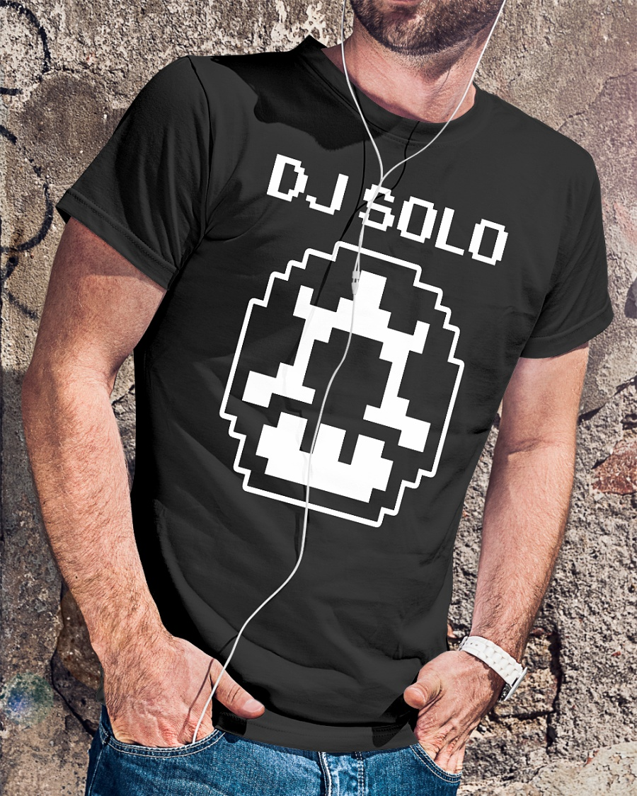 DJ SOLO 2012 Tour shirt