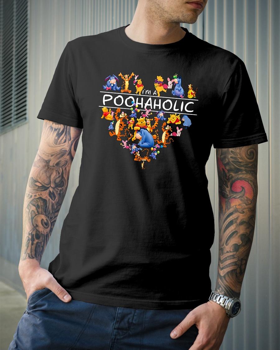 I'm a Pooh aholic shirt