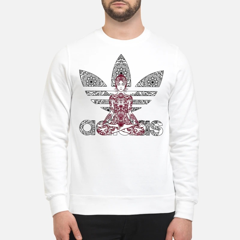 ADIDAS Yoga mandala Sweater