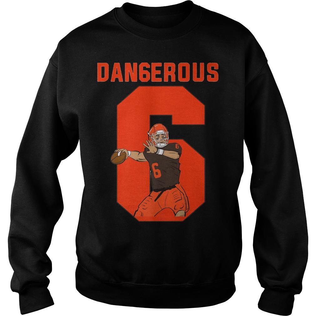 Dangerous Baker Mayfield Sweater