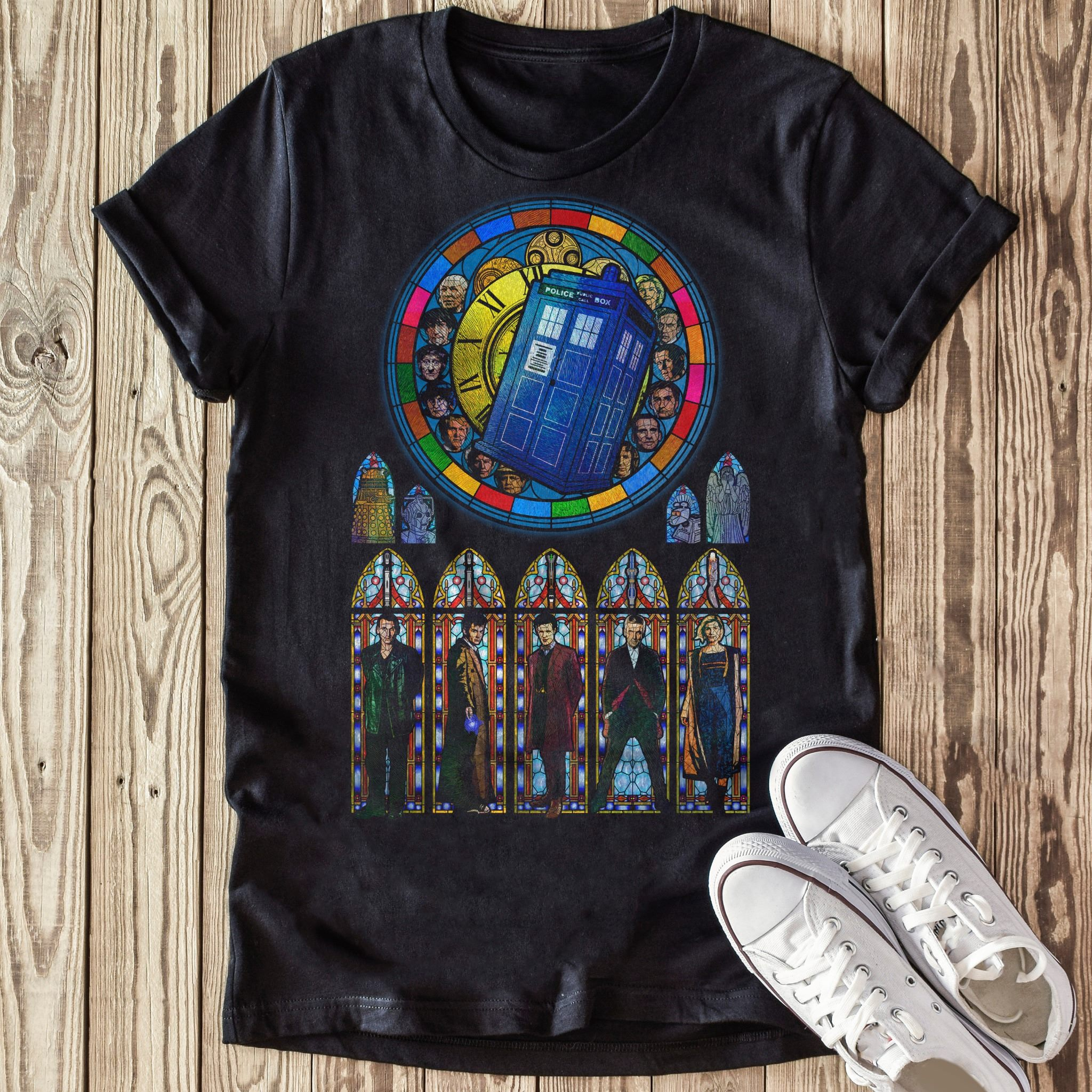 Doctor Who all 2020 president shirt