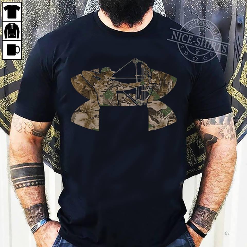 Hunter Under Armour shirt