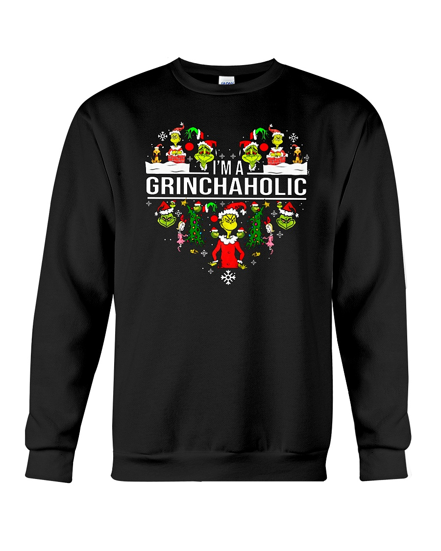 I am Grinchaholic shirt