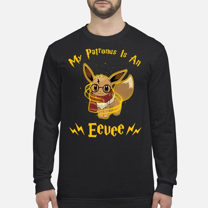 My Patronus is an Eevee Longsleeve