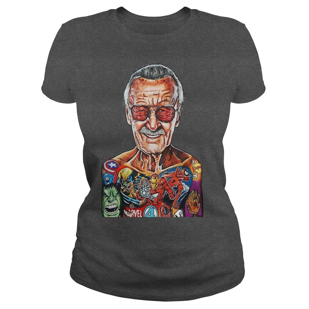 RIP Stan Lee Ladies