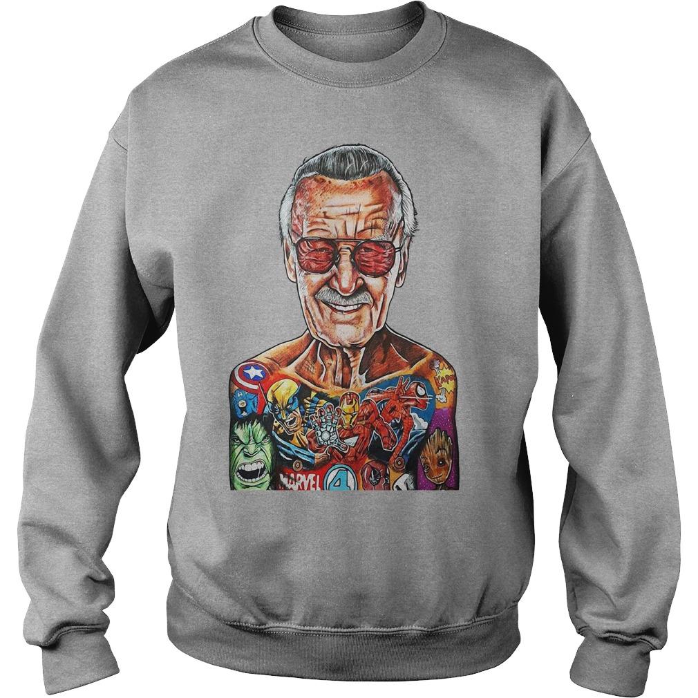 RIP Stan Lee Sweater