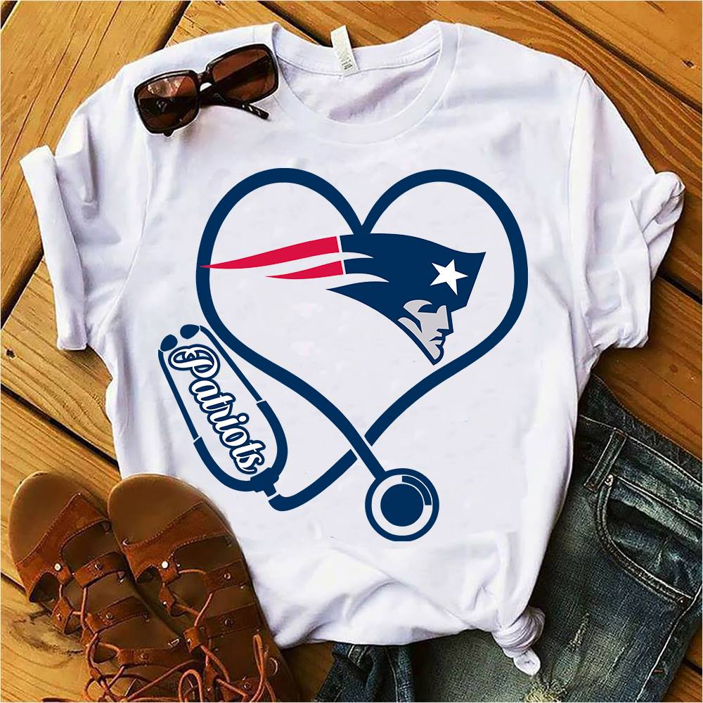 9c474c1ed18 Stethoscope New England Patriots shirt, hoodie, tank top and sweater