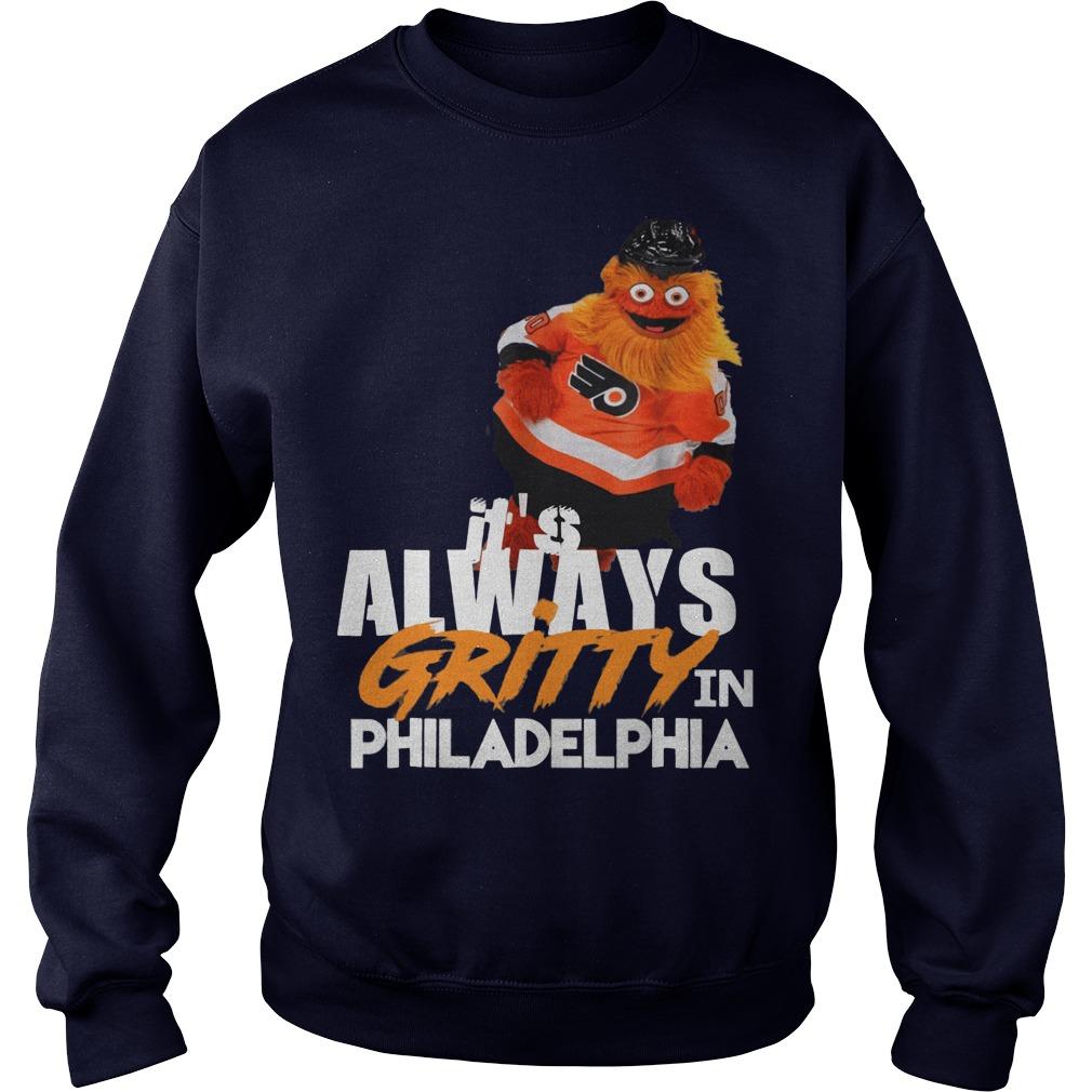 It's always Gritty in Philadelphia sweater