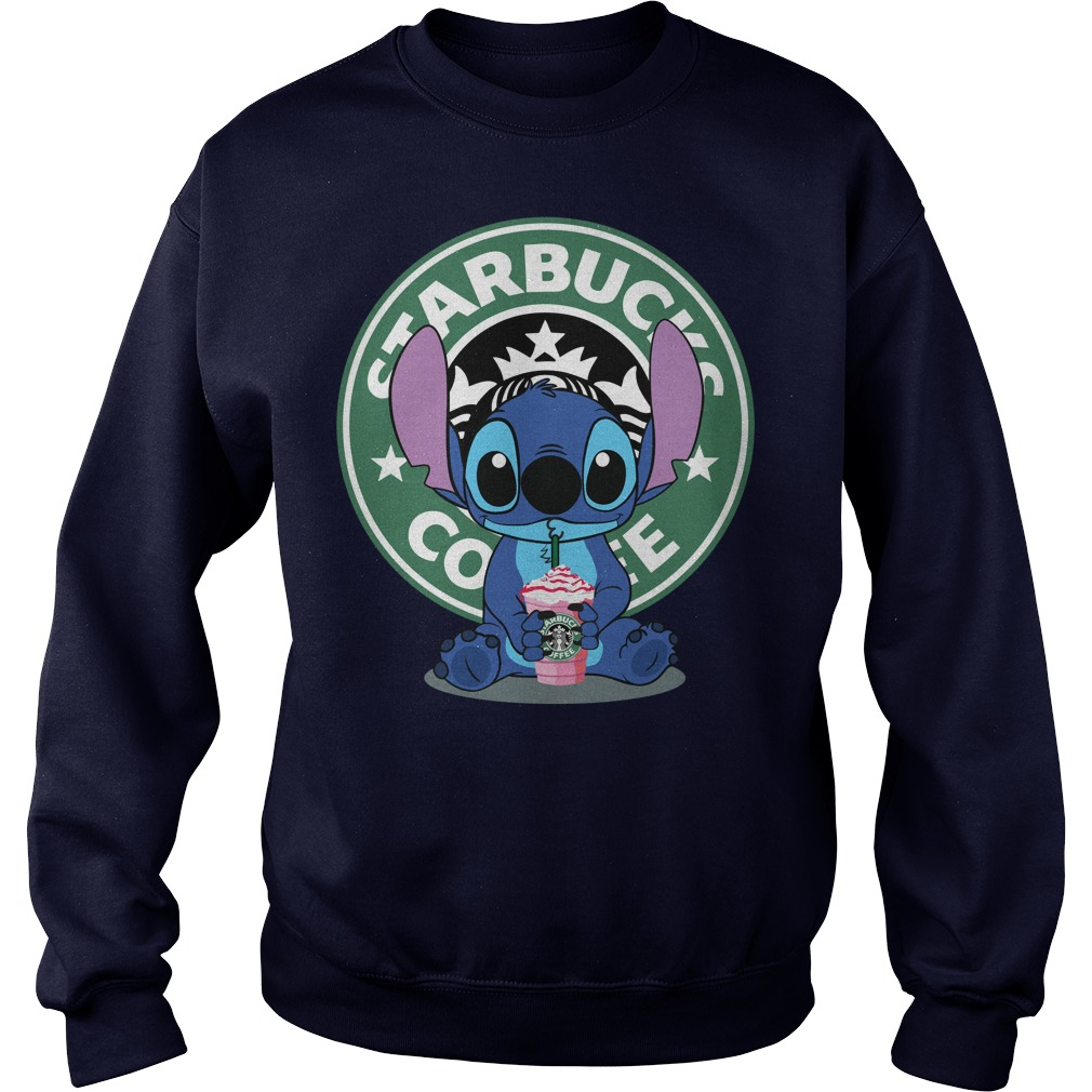 Stitch Starbucks sweater