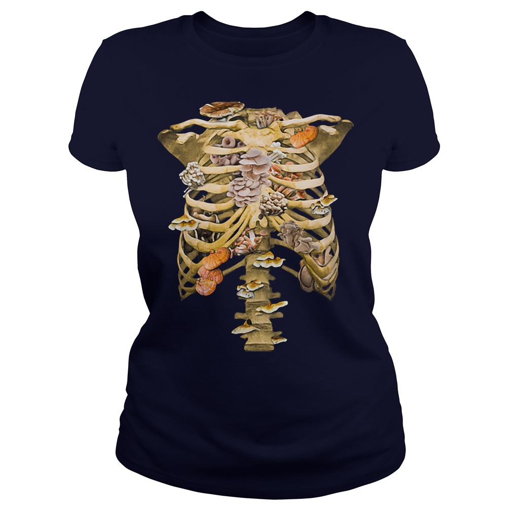 Bone Fungus ladies tee