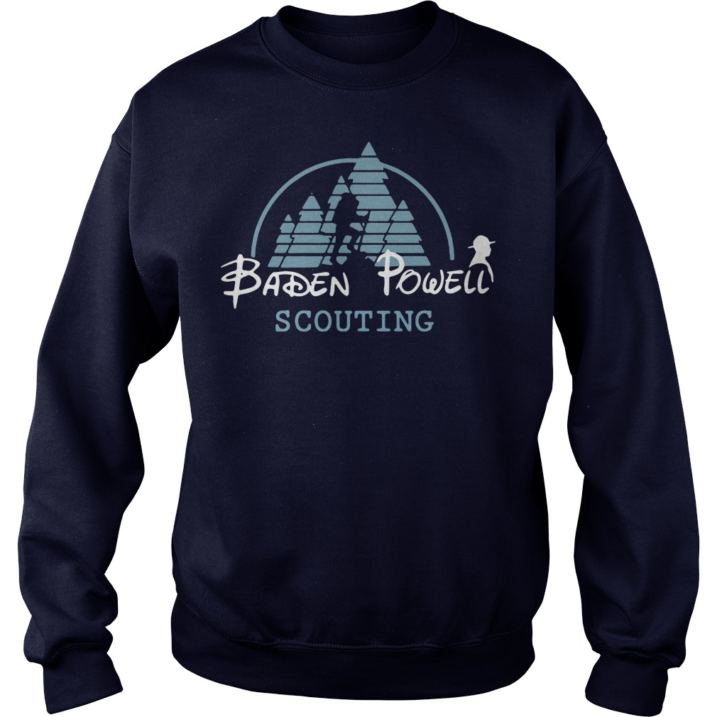 Disney Baden Powell Scouting sweater
