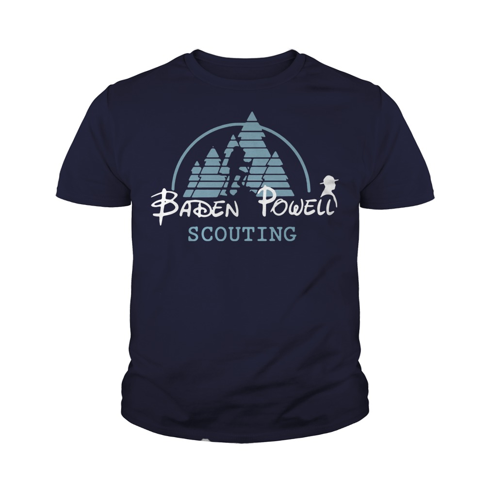 Disney Baden Powell Scouting youth tee