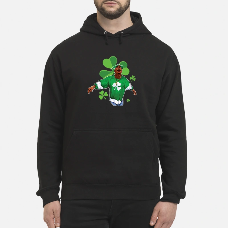 St Patrick's day Snoop Dogg hoodie