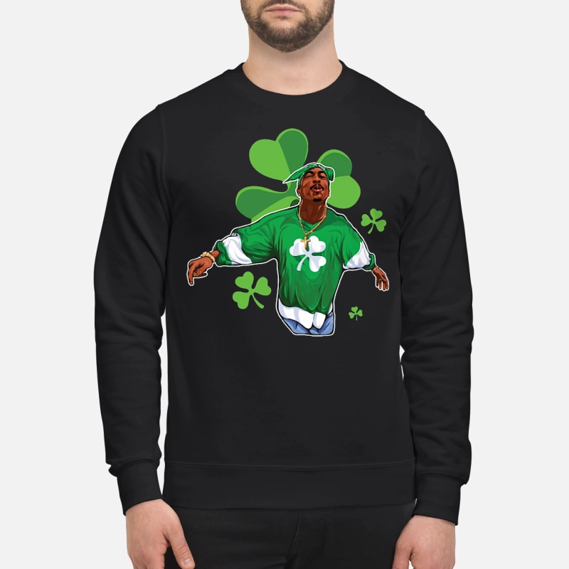 St Patrick's day Snoop Dogg sweater