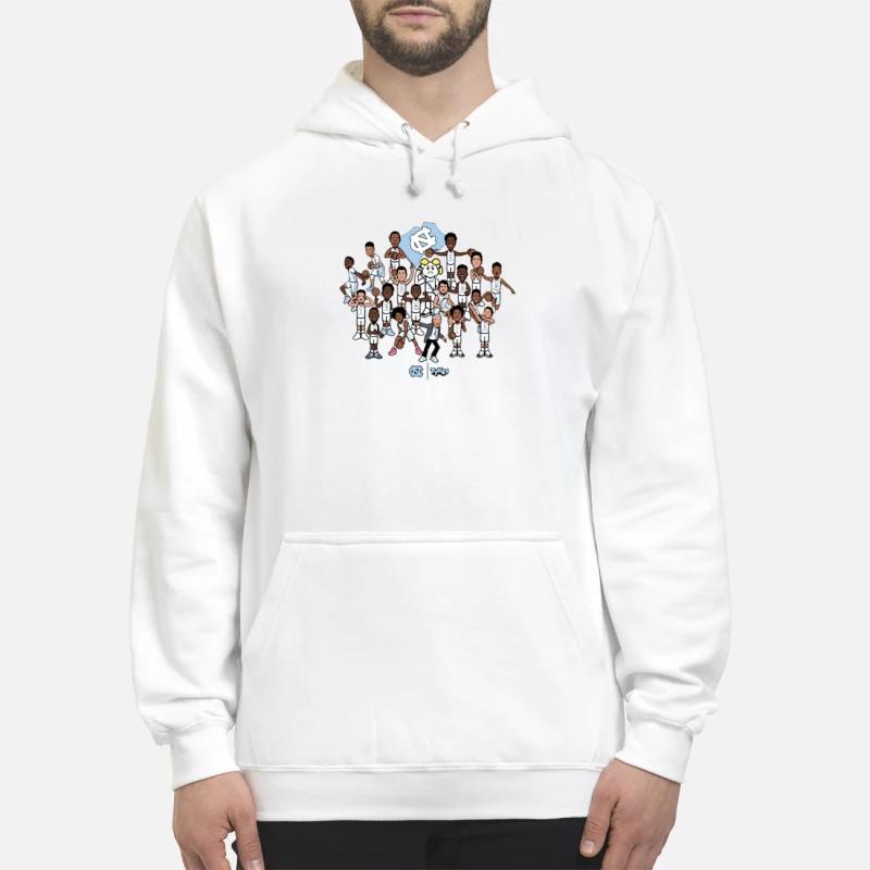 Unc tykes hoodie