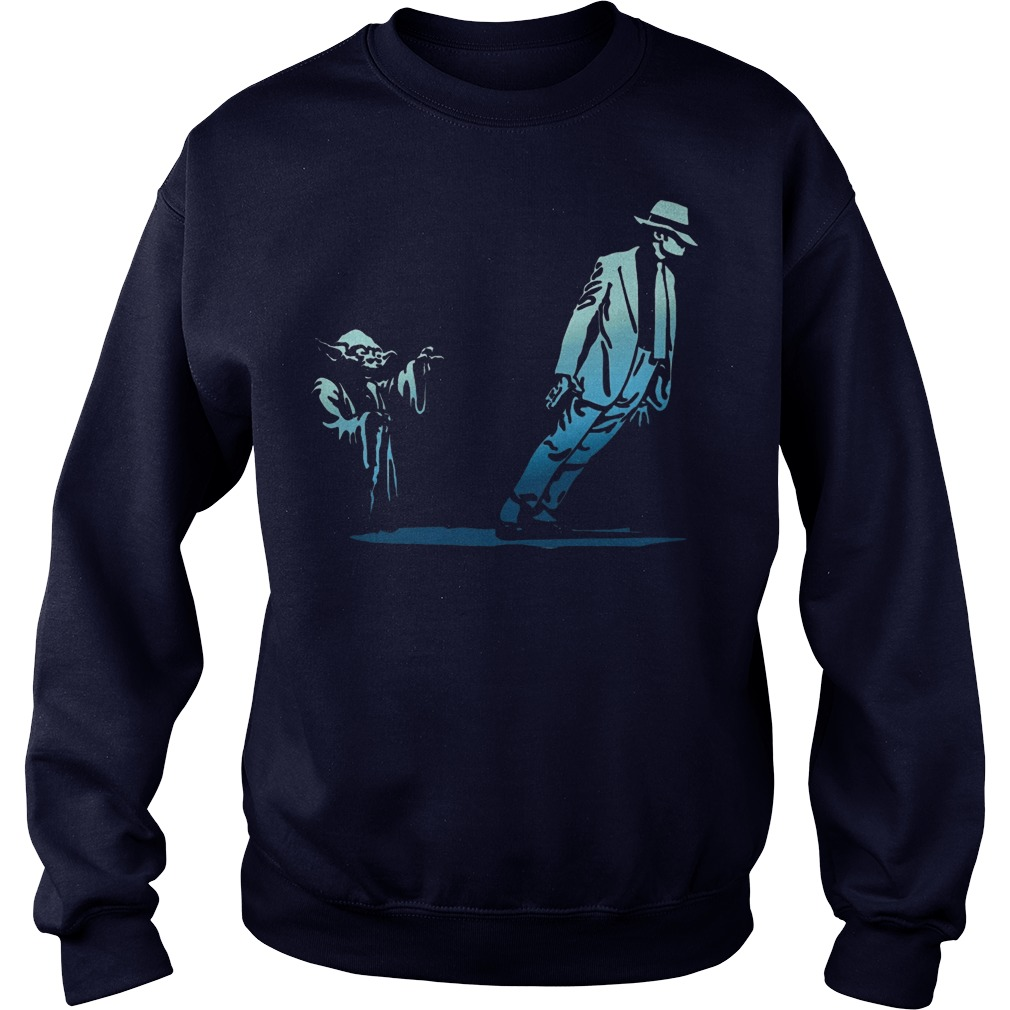 Yoda Seagulls and Michael Jackson sweater