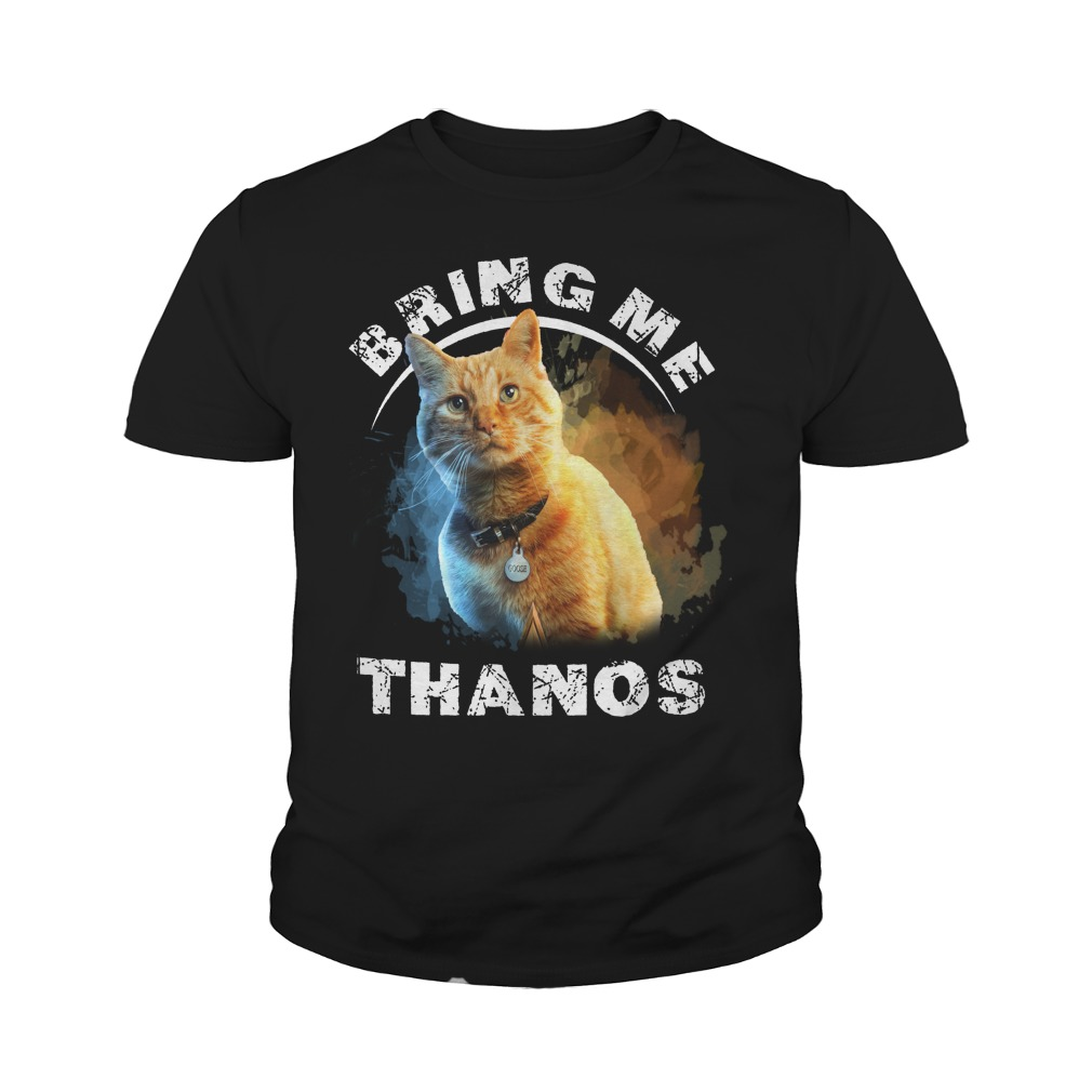Goose Bring me Thanos youth tee