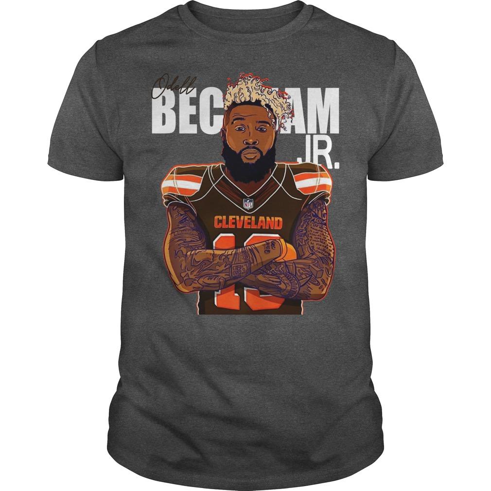Odell Beckham Cleveland shirt