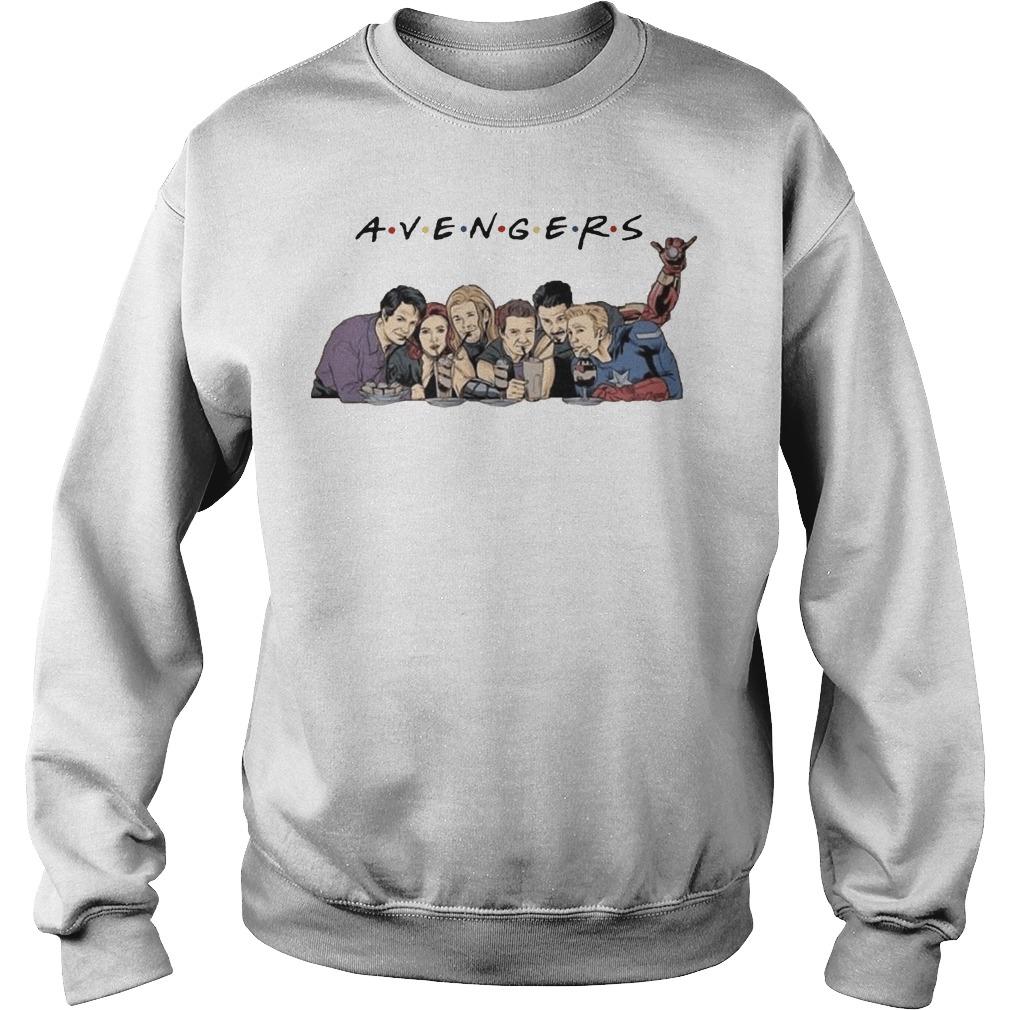 Avenger Friends sweater