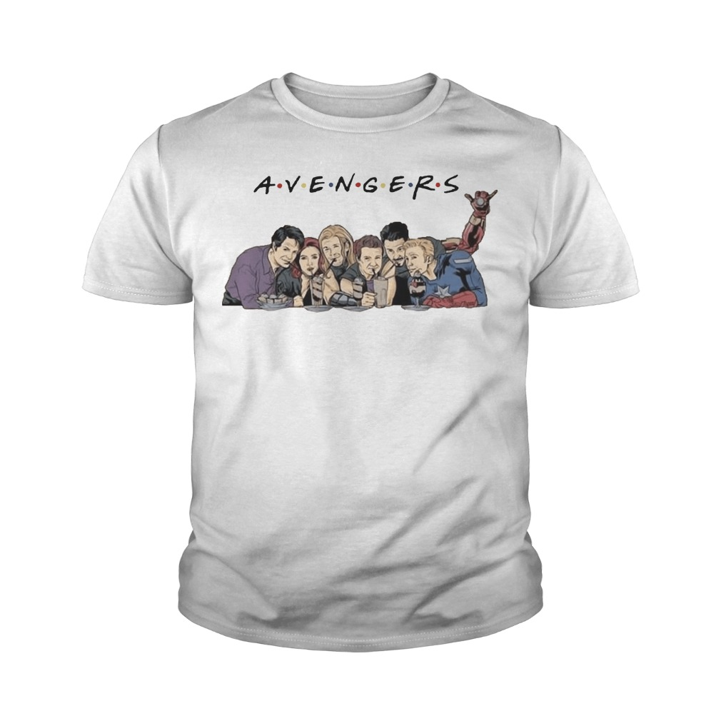 Avenger Friends youth tee