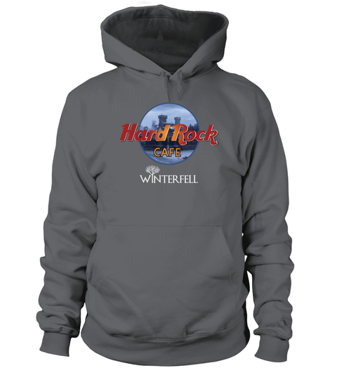 Hard Rock Cafe Winterfell hoodie