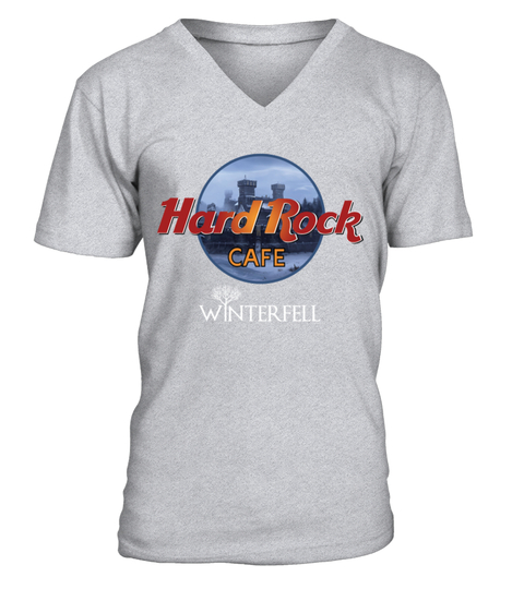 Hard Rock Cafe Winterfell ladies tee