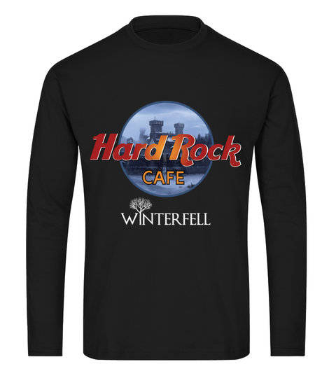 Hard Rock Cafe Winterfell long sleeve