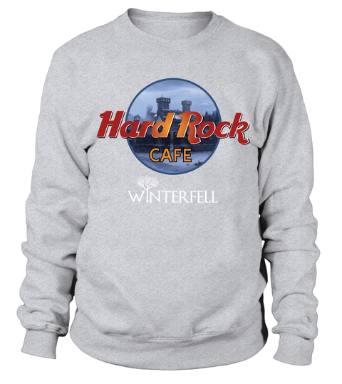 Hard Rock Cafe Winterfell sweater
