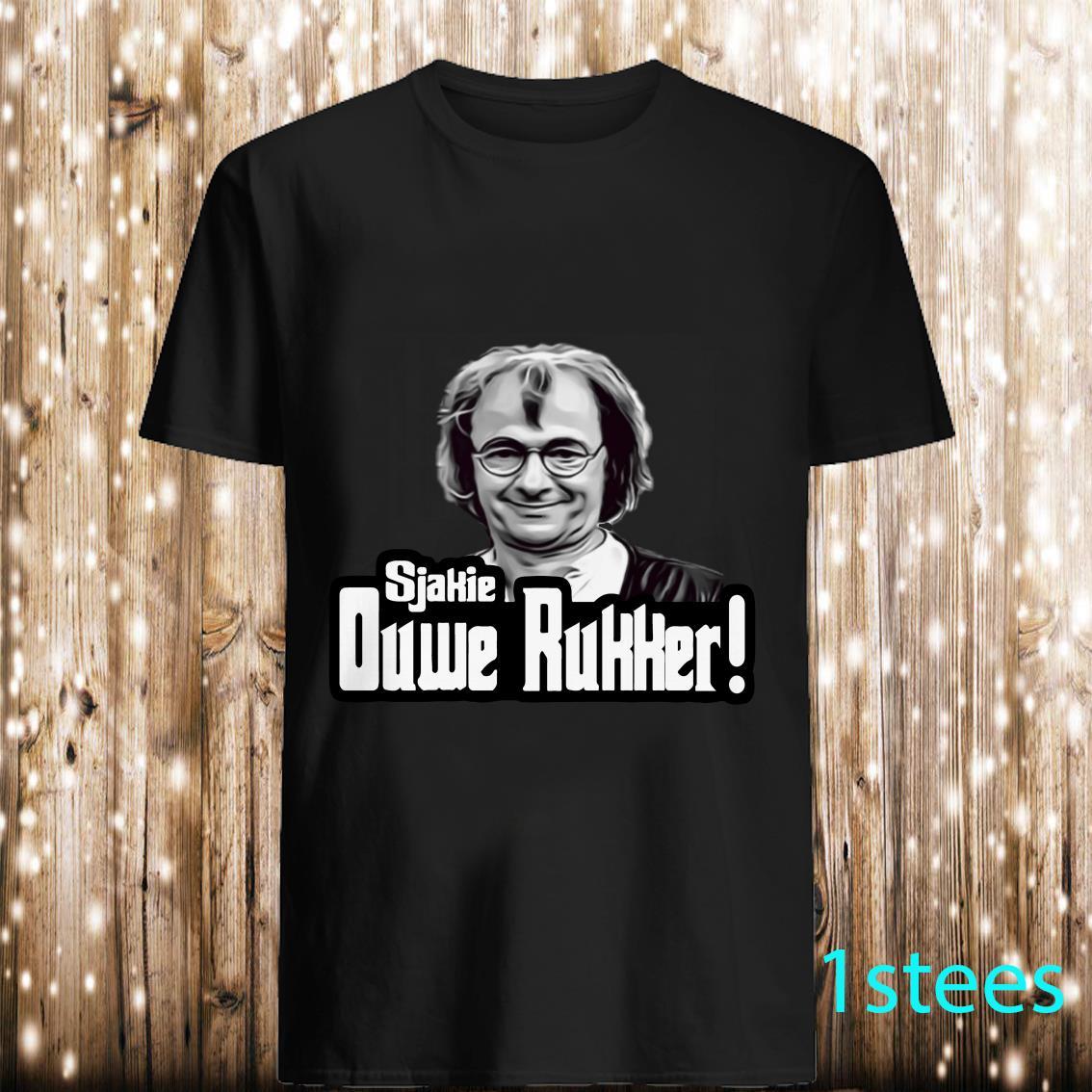 Sjakie Ouwe Rukker Shirt