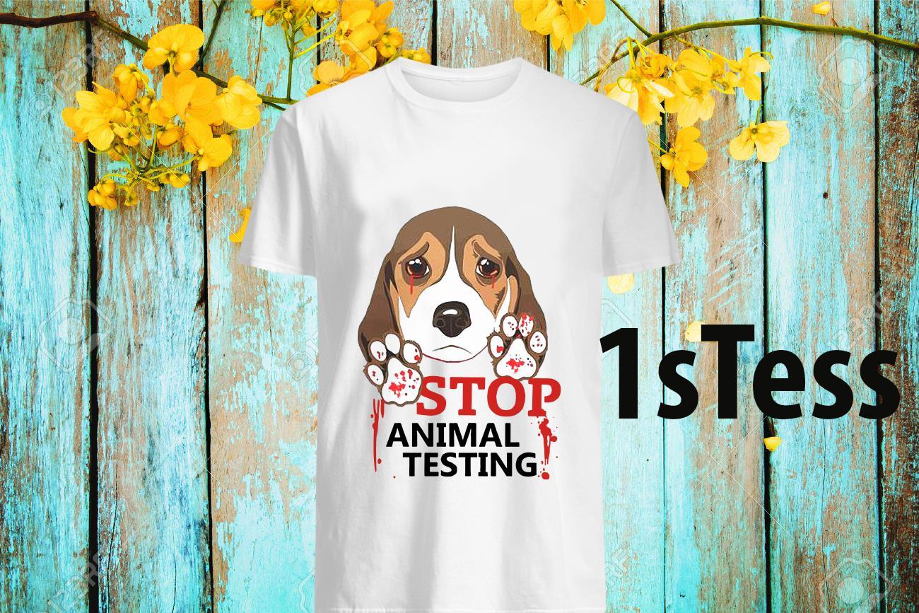 Stop Animal Testing Shirt