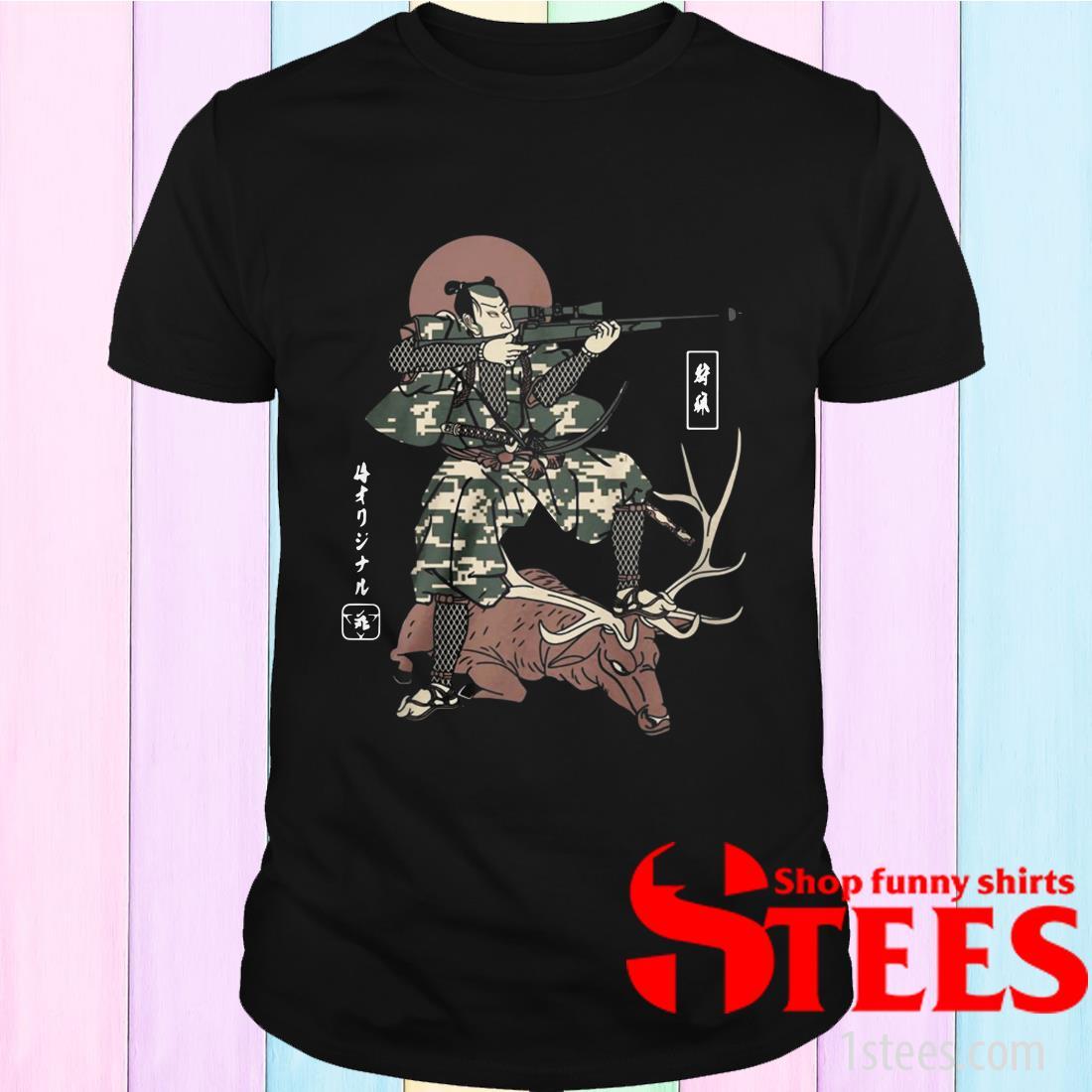 Samurai Hunting Shirt