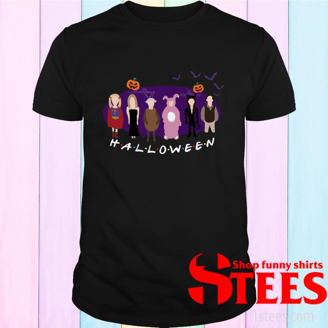 Friends Parody Halloween Shirt