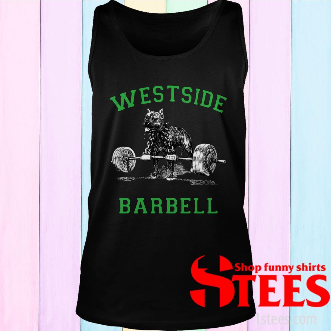 Westside Barbell Tank top