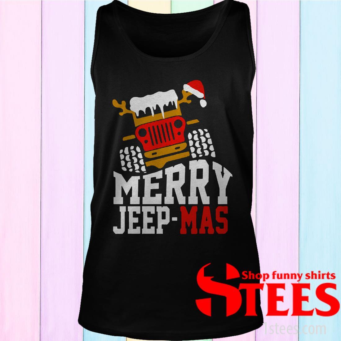 Merry Jeep Mas Tanktop