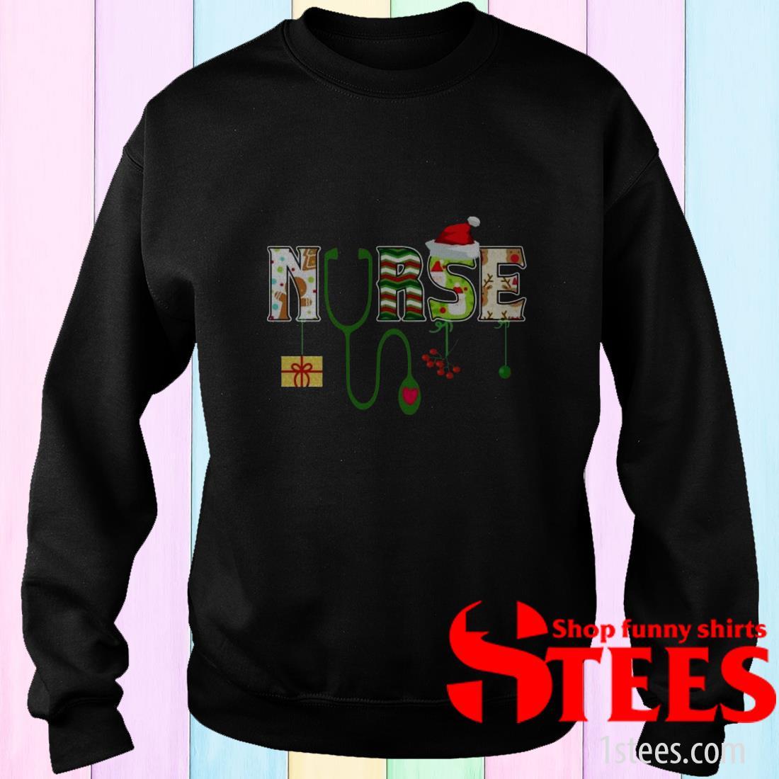Nurse Christmas Sweatshirt