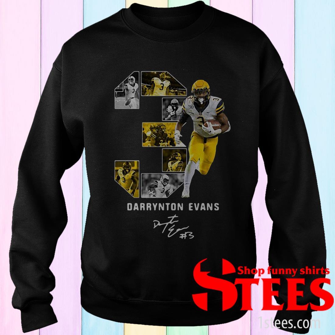 03 Darrynton Evans Signature Shirt