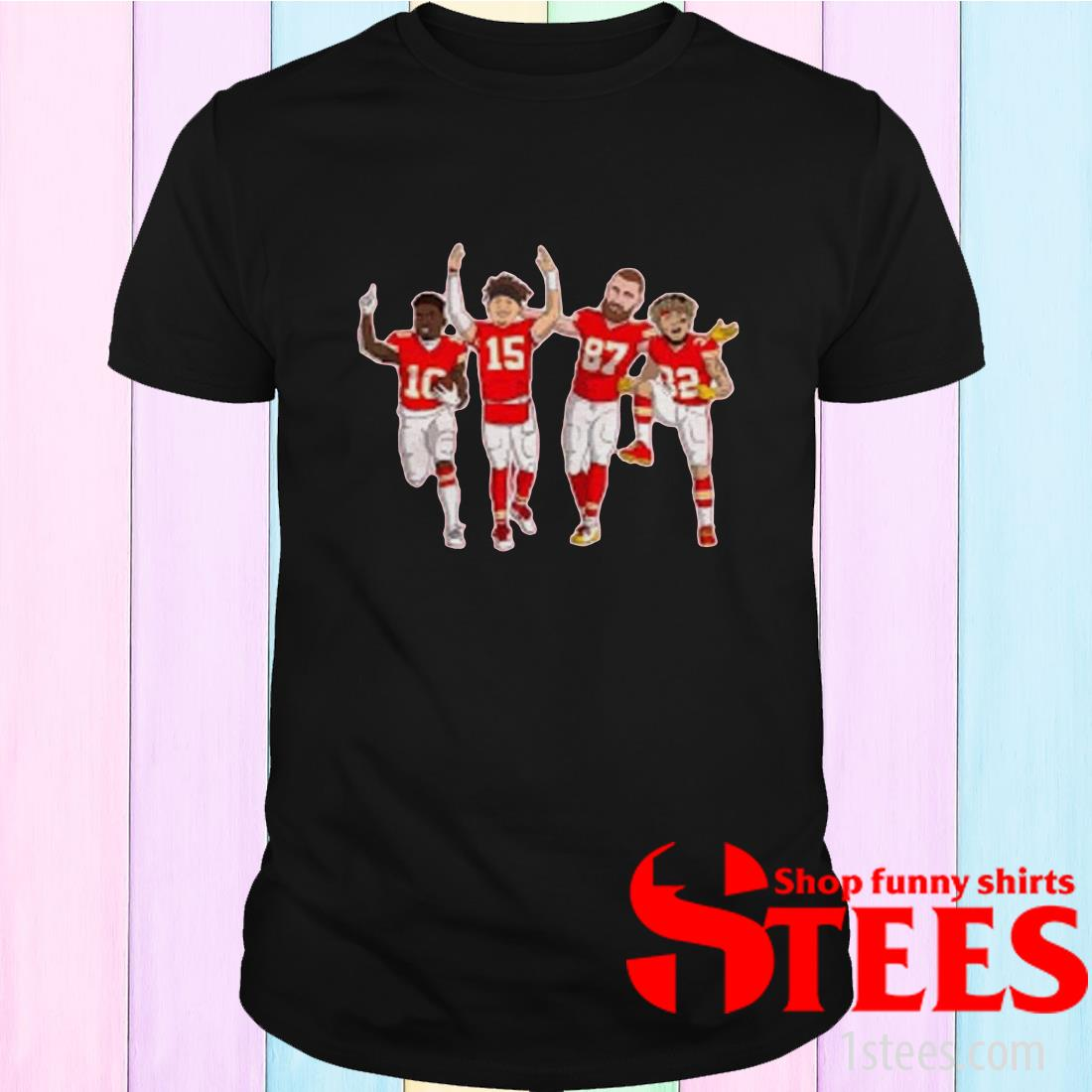 Kc Squad Super Bowl Liv Shirt