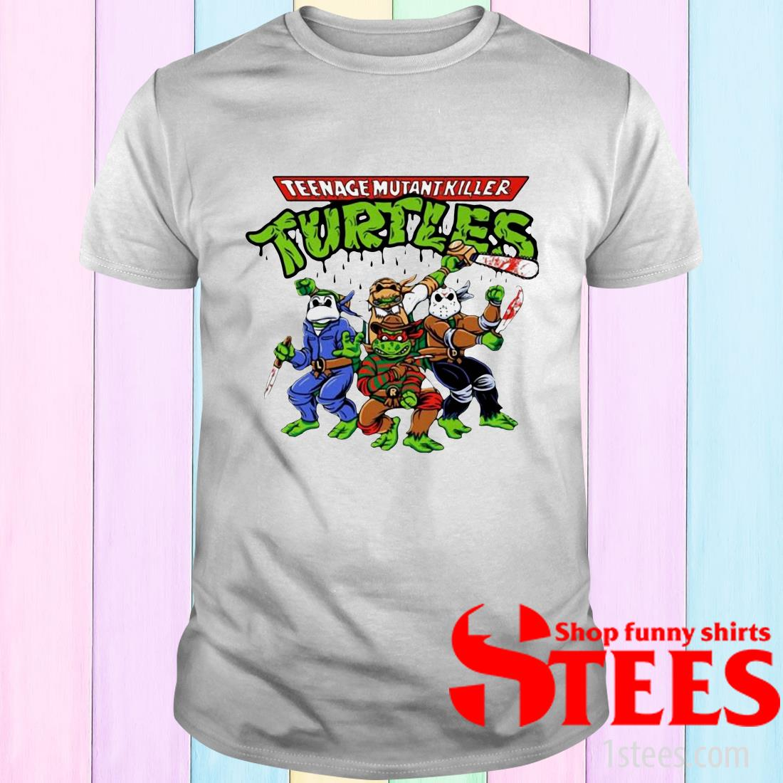 Teenage Mutant Killer Turtles T-Shirt