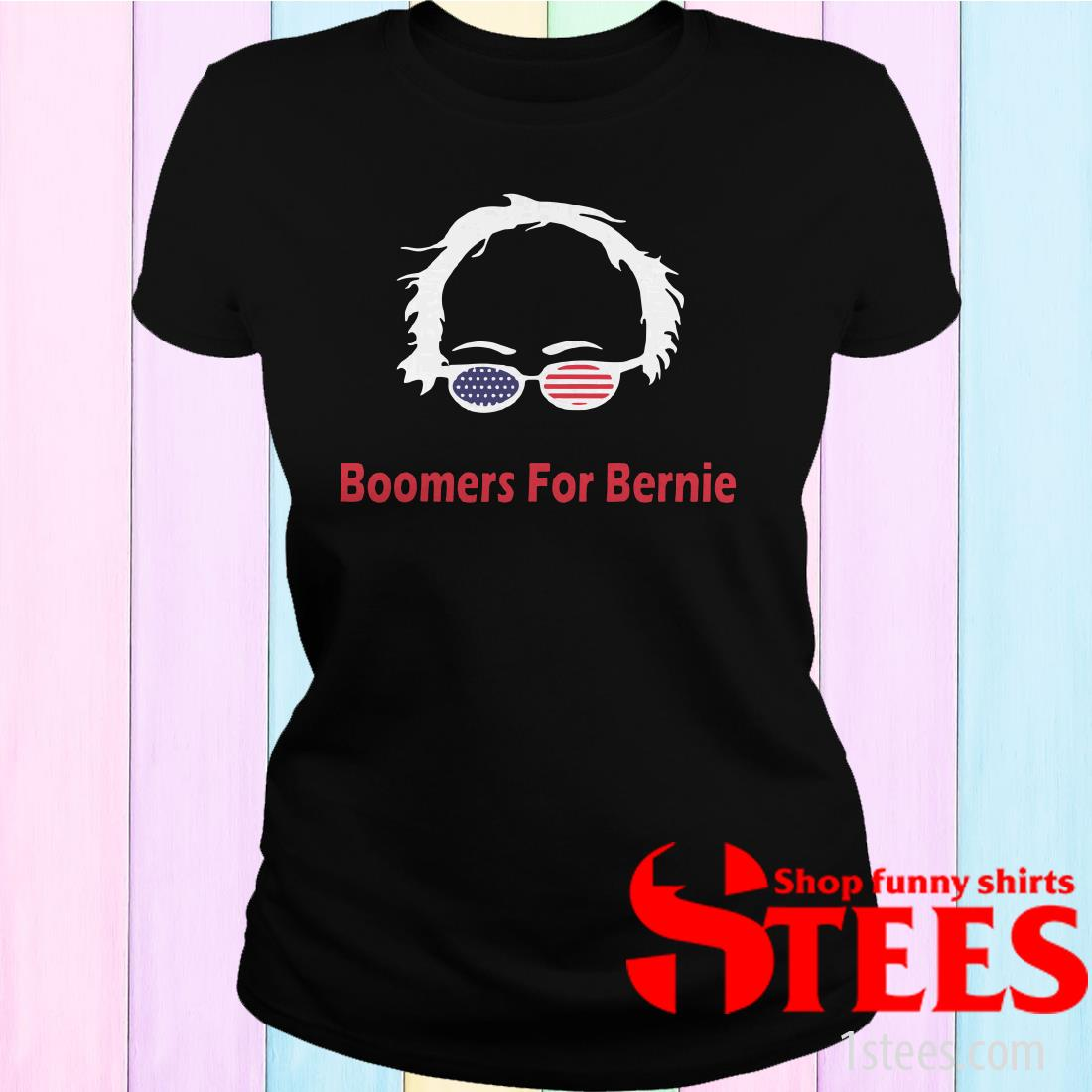 Boomers For Bernie Yeah It Is A Thing Women's T-Shirt