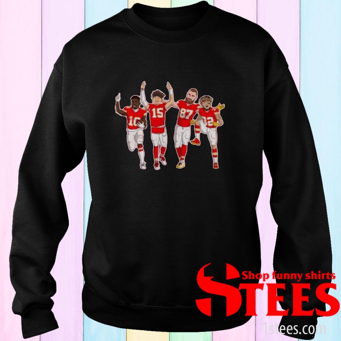Kc Squad Super Bowl Liv Sweatshirt