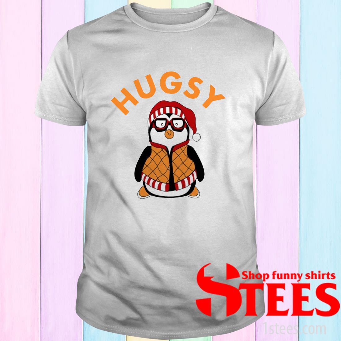 Hugsy Penguin Shirt