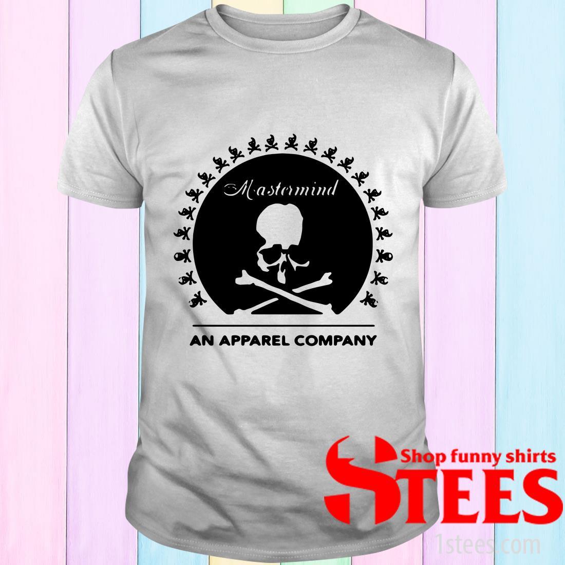 Mastermind World Paramount Skull T-Shirt