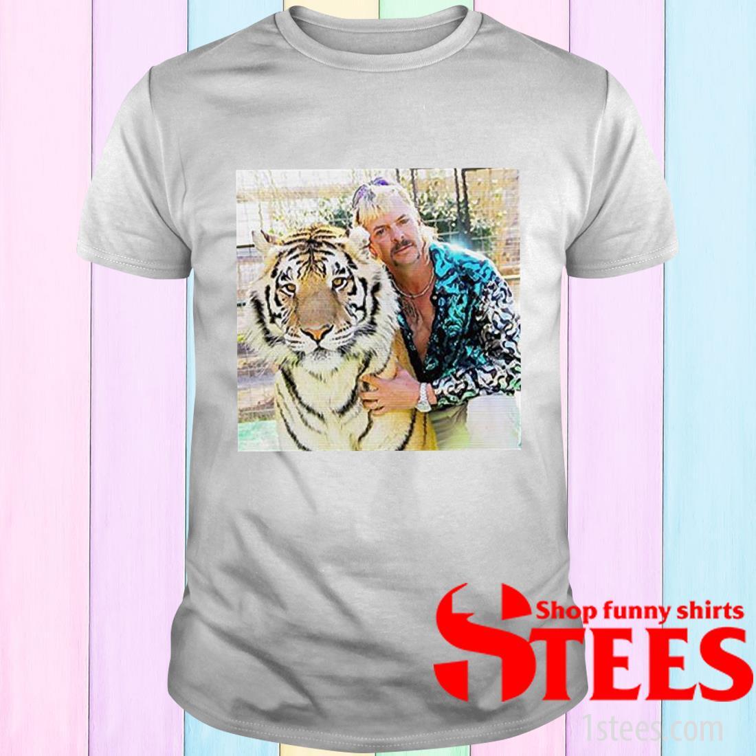 Joe Exotic Tiger King Funny T-Shirt