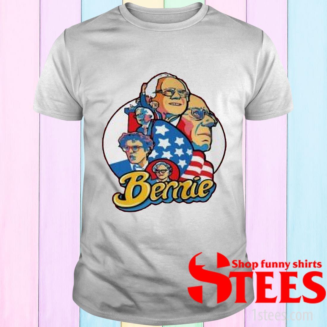 Bernie Sanders American Timeline T-Shirt