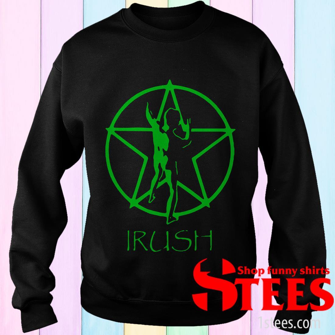 Starman Irish Irish St Patrick's Day Shirt