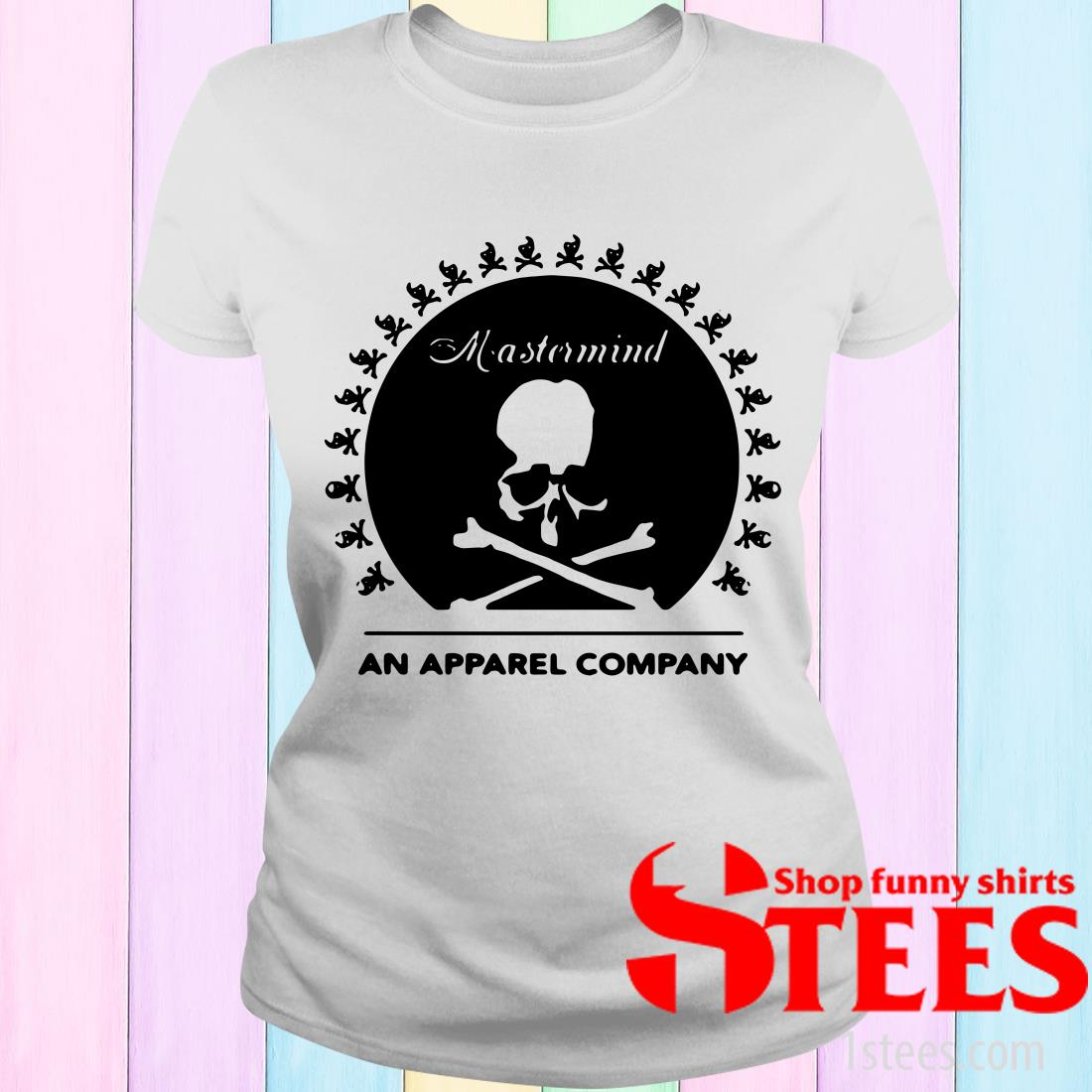 Mastermind World Paramount Skull Women's T-Shirt