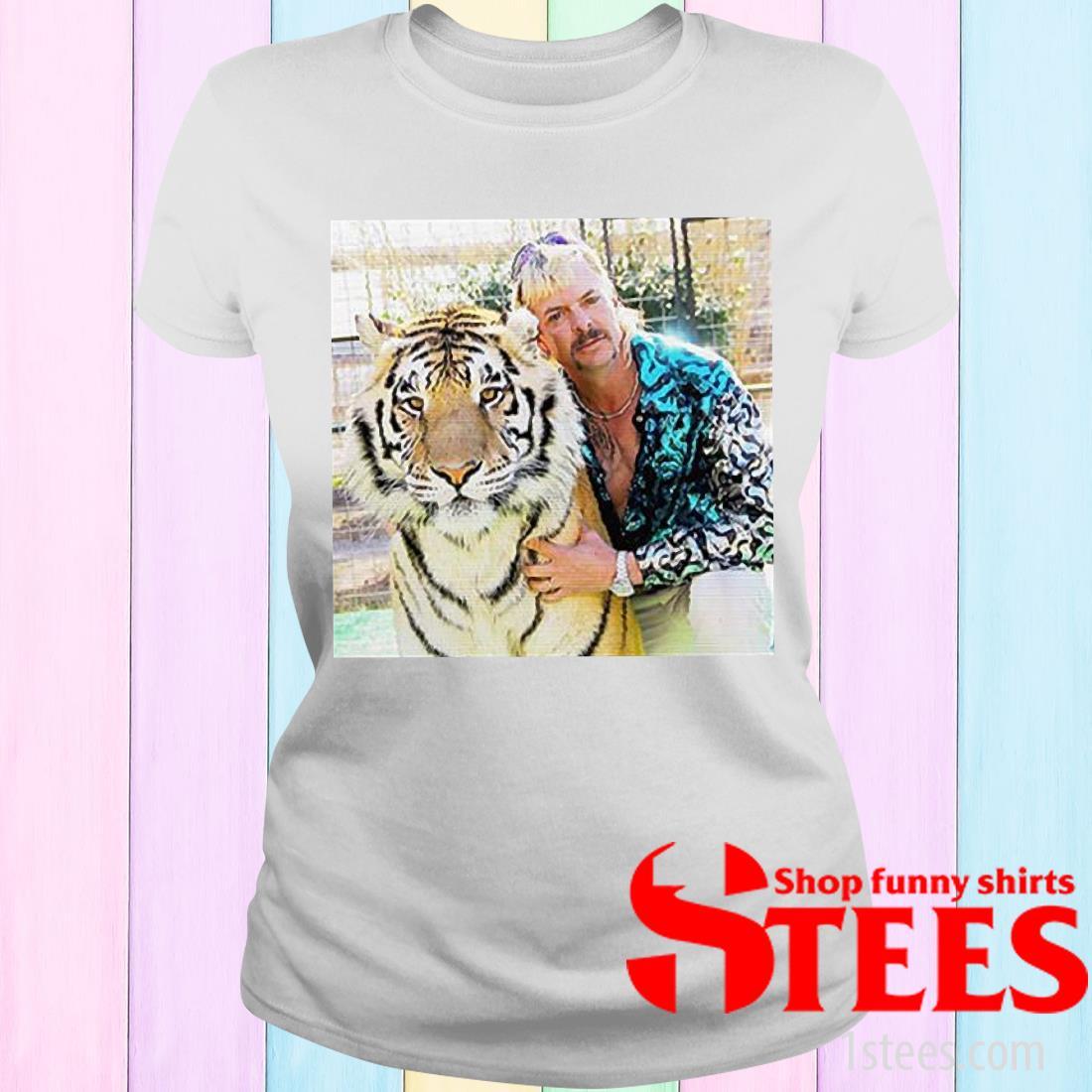 Joe Exotic Tiger King Funny Women's T-Shirt