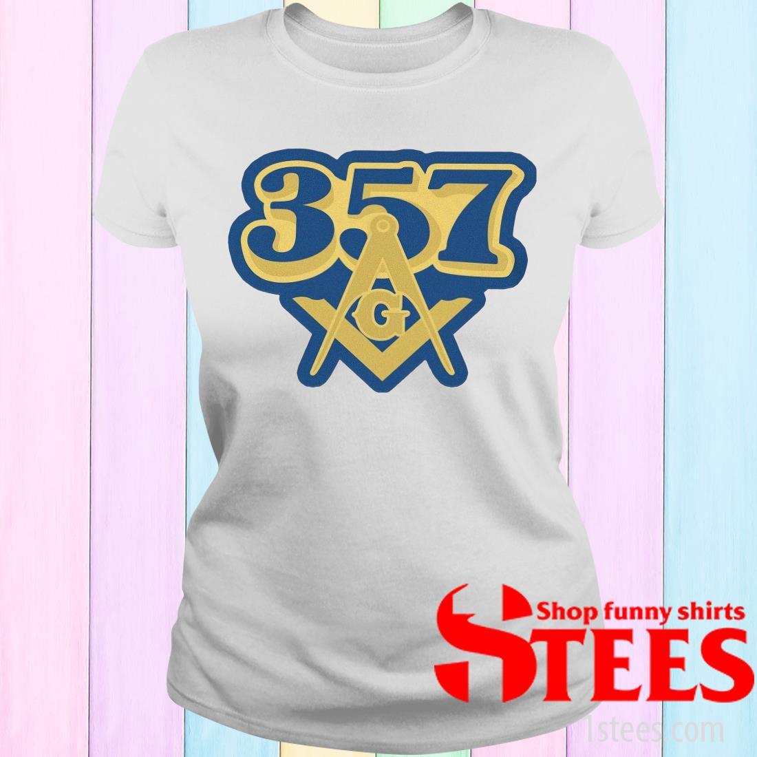 357 Freemasonry Logo Women's T-Shirt